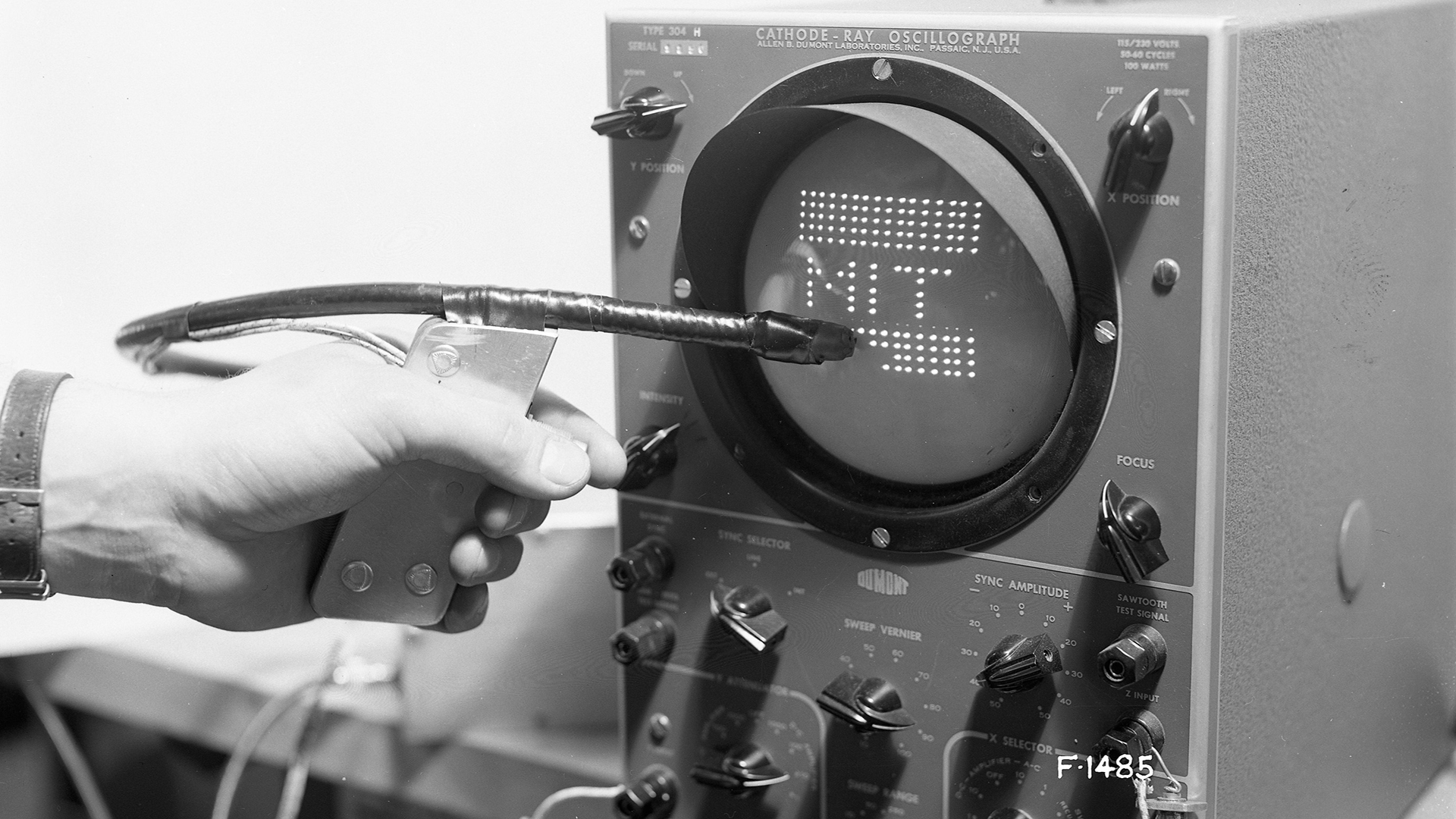 MIT Oscillograph